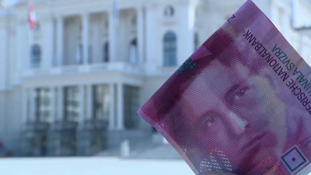 Keine Kulturmillionen mehr für Zürich
