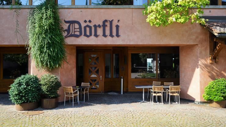 Die Gemeinde Uitikon sucht neuen Pächter für das «Dörfli». (Archivbild)