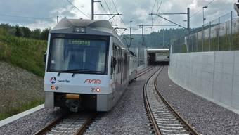 Die Wynental- und Suhrentalbahn (WSB) transportierte 2013 fast 6 Millionen Fahrgäste. Sie betreibt ein Streckennetz von 32 Kilometern und hat 159 Mitarbeitende. Sie tritt mit dem BBA zusammen als AAR Bus + bahn auf. Sie gehört zu 43 % dem Kanton Aargau, zu 34 % dem Bund, den 19 anliegenden Gemeinden und einigen Privataktionären.