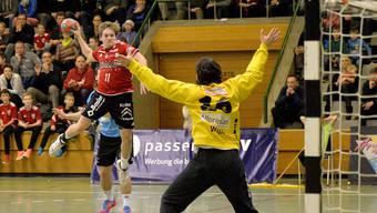 Der Auftritt der Handballer des HSC Suhr Aarau