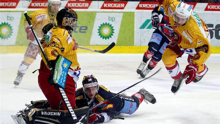 Urban Leimbacher soll künftig Basels Gegner zur Verzweiflung bringen. Keystone