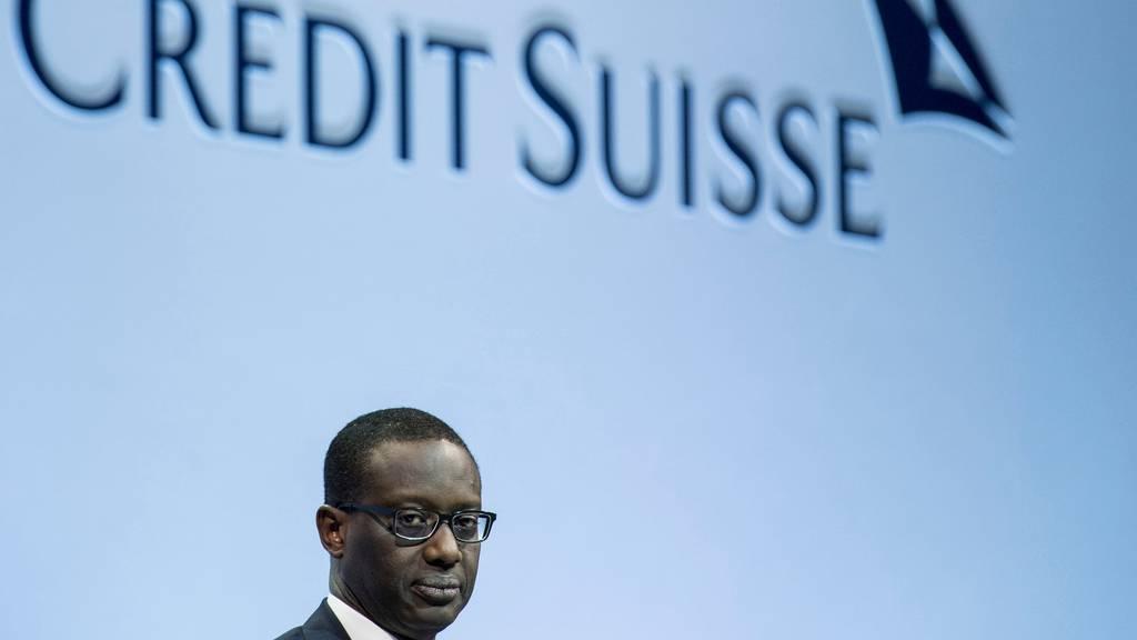 Die Credit Suisse machte 2019 3,4 Milliarden Franken Gewinn