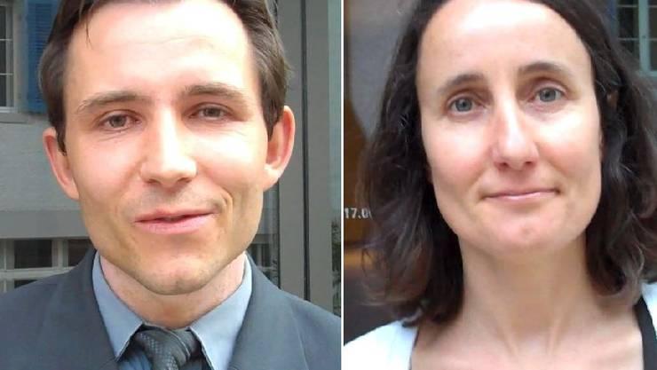 Bruno Wehrli und Gabriele Kerkhoven kandidieren für das Amt des Gerichtspräsidenten