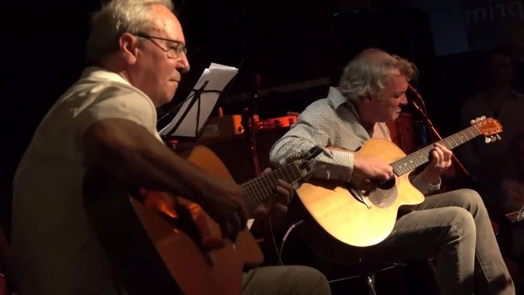 Einige Ausschnitte aus dem ersten von vier Konzerten zum 30 Jahr-Jubiläum der Tonic Strings im Prima Vista