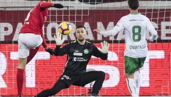 Grégory Karlen sorgte mit dem 2:0 für die Thuner Siegsicherung