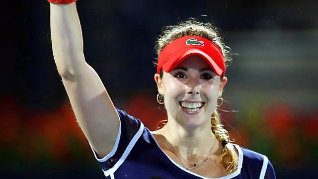 Alizé Cornet wirft Serena Williams aus dem Turnier