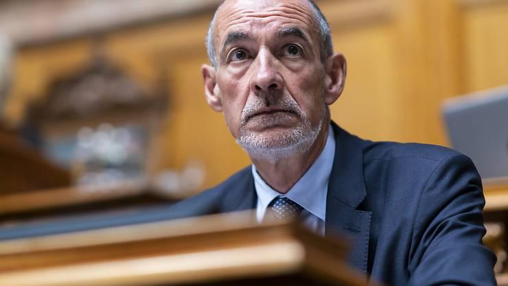 Jacques Bourgeois tritt als Direktor des Schweizer Bauernverbandes zurück. Sein Nationalratsmandat will der Freiburger Freisinnige aber behalten. (Archivbild)