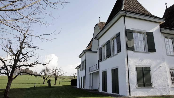Vorder-Bleichenberg als der wohl bekannteste der einstigen Steckhöfe