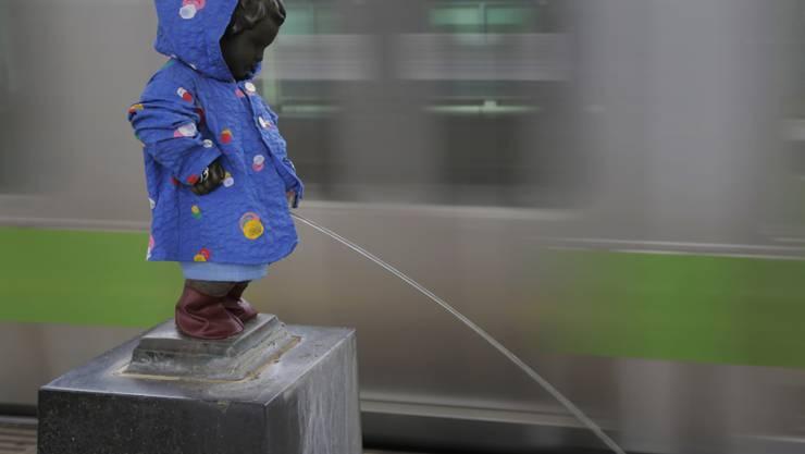 Kleine Delikte wie öffentliches Urinieren führen in New York künftig nicht mehr automatisch in die Gefängniszelle. (Symbolbild)
