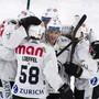 Der HC Lugano setzte auch in Biel seinen Aufwärtstrend fort und kam zum dritten Sieg in den letzten vier Spielen