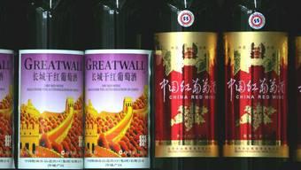 Rotweinkonsum: Mentalitäts-Wandel in China (Archiv)