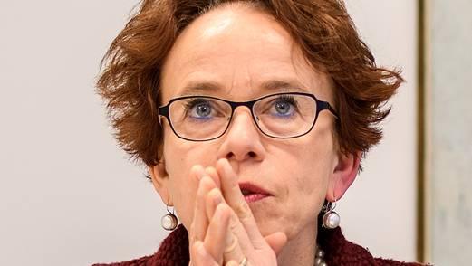 Finanzdirektorin Eva Herzog darf nicht auf die vollumfängliche Unterstützung der linken Basta setzen.