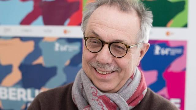 Berlinale-Chef Dieter Kosslick braucht keinen PC (Archiv)
