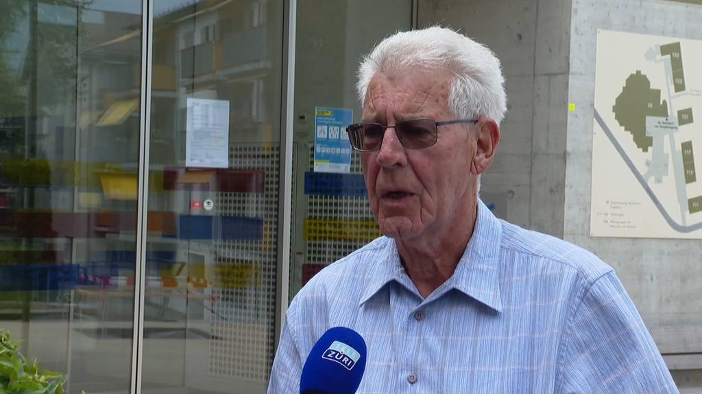 Corona-Ausbruch: Erneutes Besuchsverbot in Zürcher Altersheim