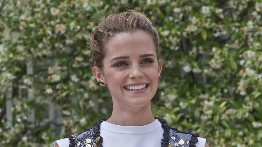 Emma Watson bezeichnet sich als «selbst-verpartnert»