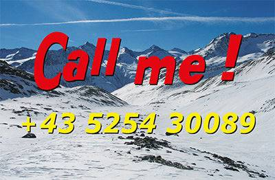 "Kalle Laar. ""Call me""."