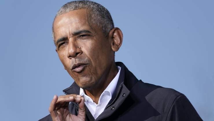 Vier Jahre lang hat Barack Obama am ersten Band seines Buchs «A Promised Land» geschrieben. Am Dienstag kommt es in den Handel.