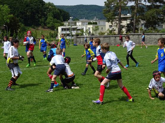 Rugby Juniorenturnier 2015