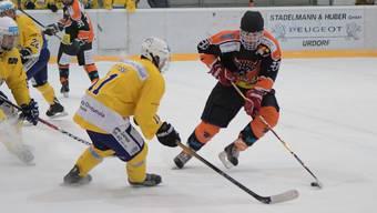 EHC Urdorf verliert gegen Club da Hockey Engiadina