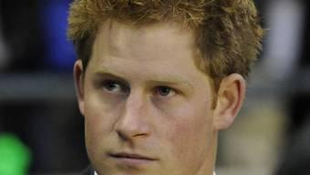 Der britische Prinz Harry