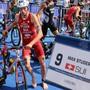 Triathlet Max Studer im Jahr 2019