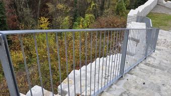 Die sanierte Ruine Homburg ist wieder offen