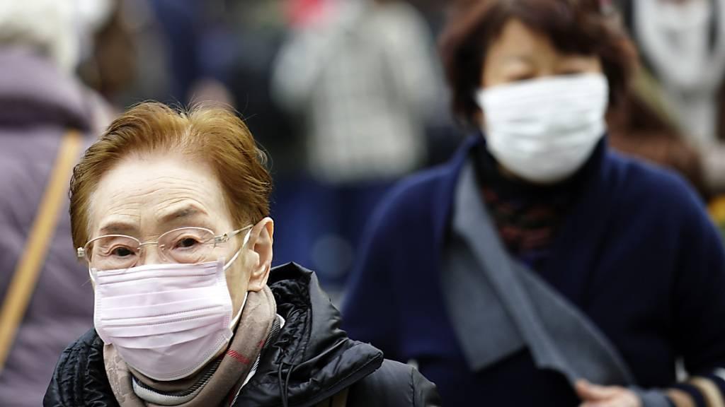 Ausmass der Lungenkrankheit in China grösser als angenommen