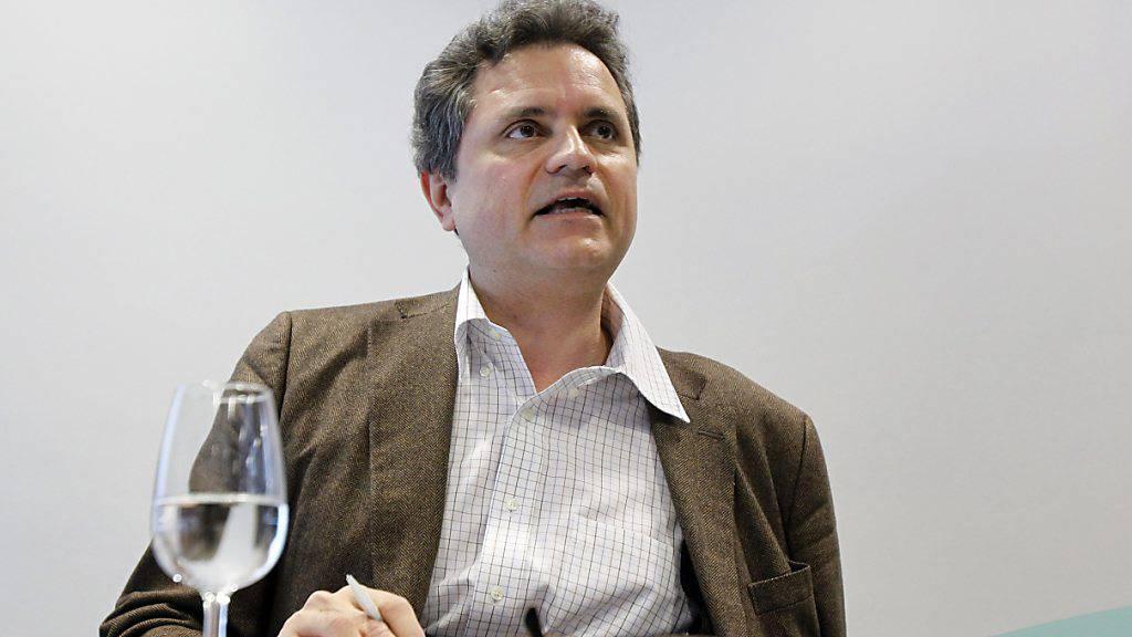 Der Direktor des Lucerne Festival, Michael Haefliger, sieht sich mit Vorwürfen konfrontiert. (Archivbild)