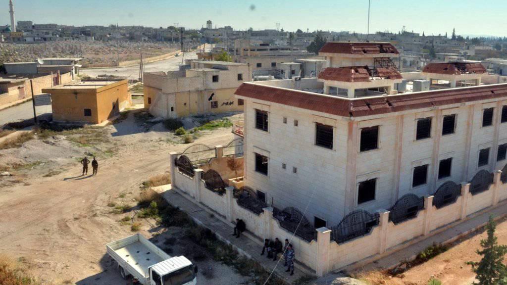 Kriegsschauplatz Syrien: Sämtliche syrische Rebellengruppen greifen nach Informationen der UNO umfassend auf Kinder als Soldaten zurück. (Archivbild)
