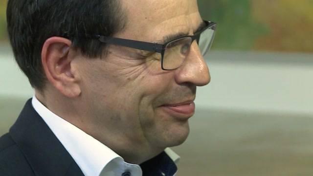 FDP-Präsident Matthias Jauslin tritt zurück