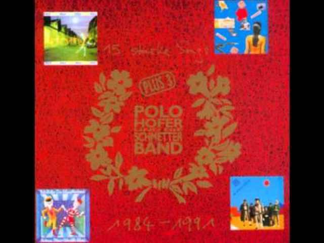 Polo Hofer - HOPP SCHWIIZ