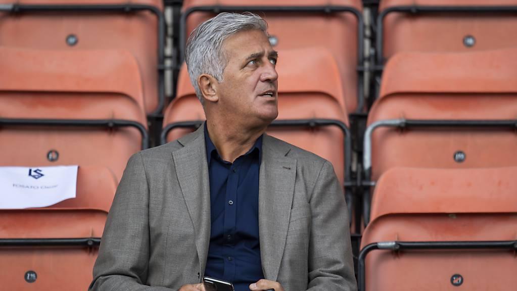 Der Schweizer Nationaltrainer Vladimir Petkovic wird sich dann auch bald einmal auch mit der WM-Qualifikation vorbefassen können