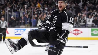 Der Kanadier Kris Versteeg spielte zuletzt in der NHL für die Los Angeles Kings