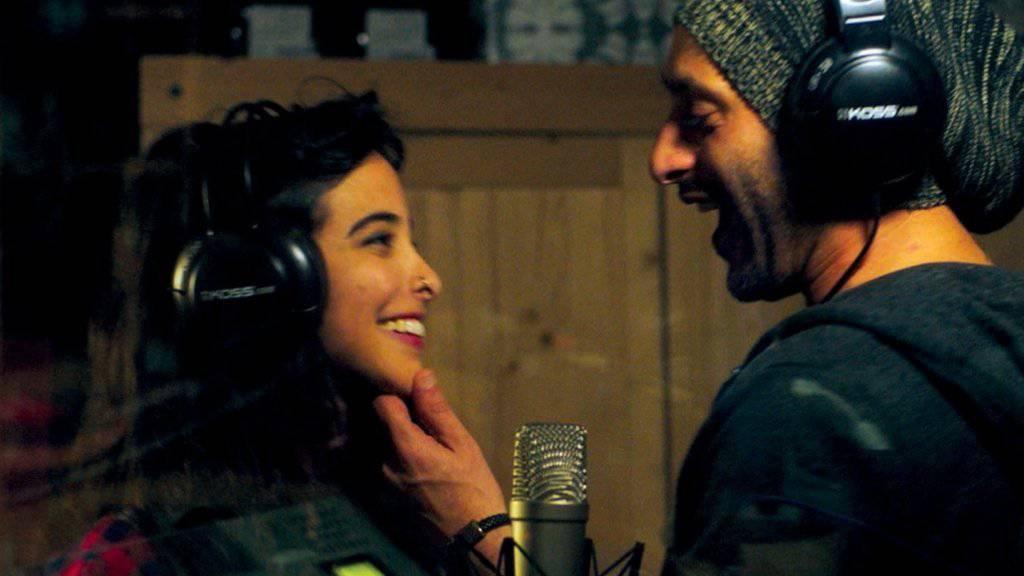 Die Hauptprotagonisten des Films «Junction 48»: Das Werk, das im israelisch-palästinensischen Konflikt spielt, hat beim Tribeca-Festival den Preis für den besten internationalen Spielfilm gewonnen. (Filmausschnitt)