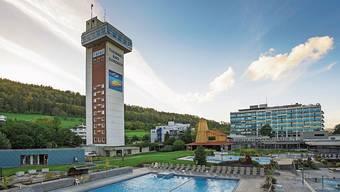 Die Investitionen haben sich gelohnt: Das Thermalbad Zurzach ist das beste Thermalbad der Schweiz.