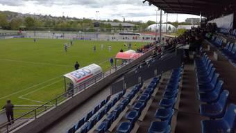Der FC Wohlen verliert zu Hause gegen die AC Bellinzona.