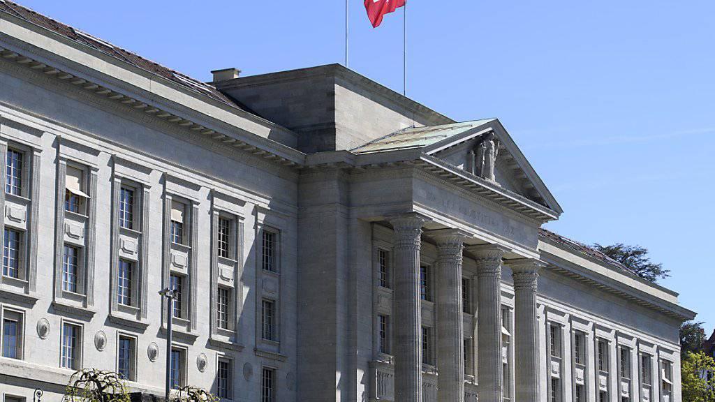 Das Bundesgericht hat die Beschwerde des Haupttäters bei einem Überfall in Ibach SZ gutgeheissen. (Archivfoto)