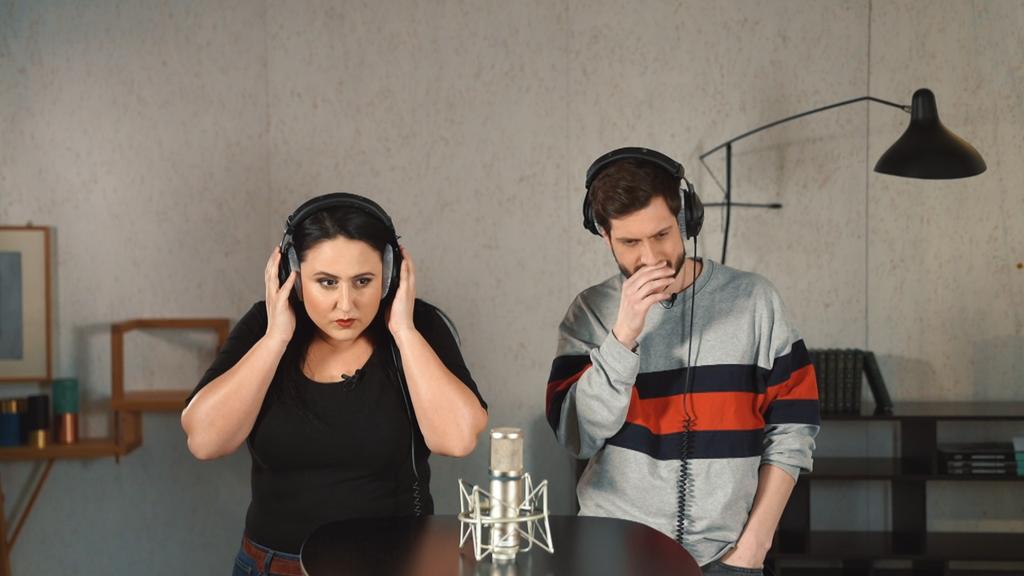 Radio 24 gegen Radio Pilatus: Wer erkennt die Songs rückwärts?