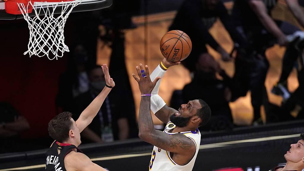 NBA will neue Saison am 22. Dezember starten