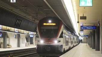 Der Betrieb im neuen Bahnhof Löwenstrasse
