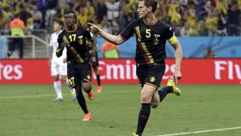 Südkorea-Belgien: Die Bilder zum Spiel