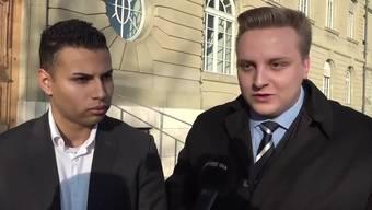 «Wir lassen unsere Meinungsfreiheit nicht unterdrücken»: Nils Fiechter im Interview.