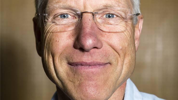 Jean-Paul Girardin, Vizepräsident des Uhrenkonzerns Breitling
