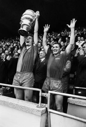 «Das Double 1967 war mein grösster Erfolg. Der Sitzstreik im Cupfinal war einzigartig. Die Lausanner sind einfach abgesessen. Ich bin dann zu ihnen und habe gesagt, der Penalty ist doch noch gar nicht drin. Dann haben sie uns schiessen lassen. Als er verwandelt war, haben sie weiter gestreikt und wir haben 3:0-Forfait gewonnen.»
