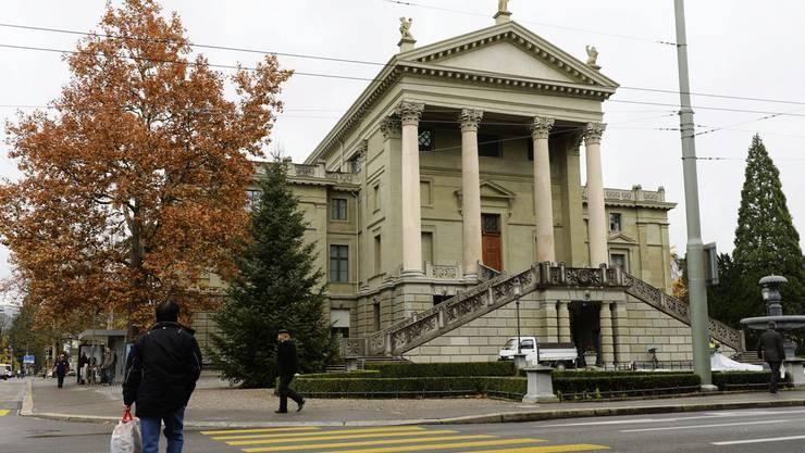 Das Stadthaus ist Regierungssitz des Winterthurer Stadtrats.