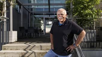 Guido Studer gab die Leitung im Wohnheim Schmelzi im Frühjahr ab und ging jetzt nach 23 Jahren in Pension.