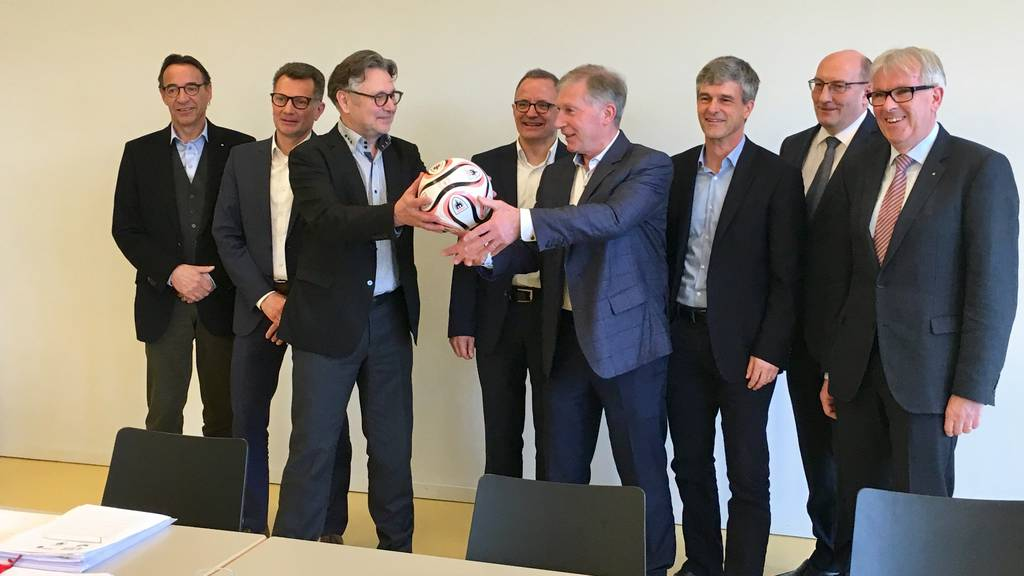 FCA-Stadion: Plan B