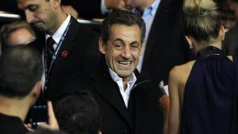 Anklage fallengelassen: Sarkozy hat wieder gut Lachen