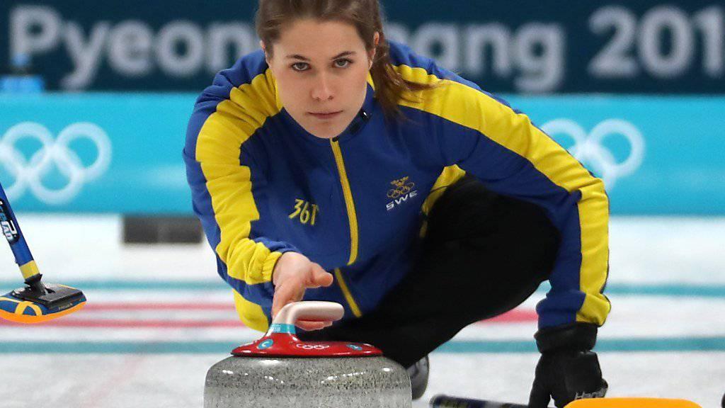 Anna Hasselborg - die verdiente Olympiasiegerin
