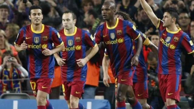 Noch ein Sieg bis zu den Achtelfinals für Barcelona